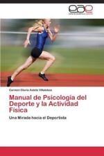 Manual de Psicologia del DePorte y La Actividad Fisica (Paperback or Softback)