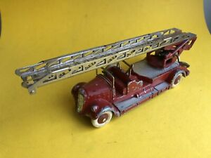 FRANCE FRENCH DINKY NO 23d  DELAHAYE FIRE ENGINE POMPIER