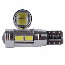 1 Piece For Car Auto LED T10 194 W5W Canbus 10 smd 5630 Cree LED Light Bulbs