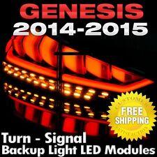 Tail Rear Lamp 2Way Turn Signal Backup LED Module for HYUNDAI 2014-2016 Genesis