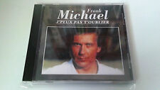 """FRANK MICHAEL """"J'PEAUX PAS T'OUBLIER"""" CD 11 TRACKS COMO NUEVO"""