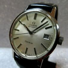 Vintage Omega Geneve Automatic Watch Cal:1012