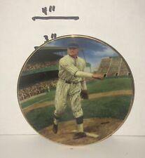"Bradford Edition 1995 Legends of Baseball Walter Johnson 3 1/2"" Mini Plate"