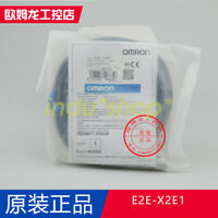 1pc OMRON Capacitance Inductive Proximity Switch Sensor E2E-X2E1
