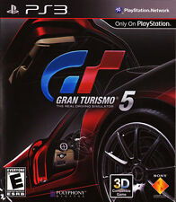 GRAN TURISMO 5 (RACING)   PAL   PS3   Sony PlayStation 3 - VGC