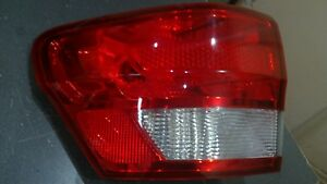 2011 2013 JEEP GRAND CHEROKEE LEFT SIDE TAILLIGHT P/N 55079421A