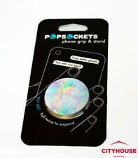 PopSockets Single Phone Grip Opal PopSocket Universal Phone Holder Genuine New