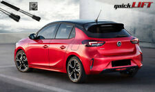 Automatic trunk opener for Opel Corsa F Hatchback