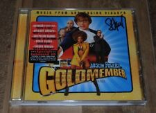 Seth Green Autograph Austin Powers Goldmember PROMO CD; Buffy Family Guy RARE