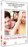 Vicky Cristina Barcelona DVD (2009) Penelope Cruz New