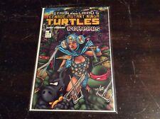 Teenage Mutant Ninja Turtles #8 VF