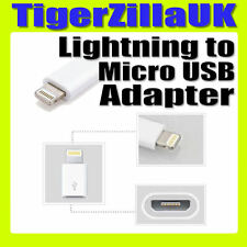 Apple Lightning a Micro USB Adattatore per Iphone 6/5, iPad Mini Air, Ipod Adattatore