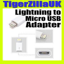 Apple Lightning to Micro USB Adapter for iPhone X/10/8/7/6/5, iPad Mini, Adaptor