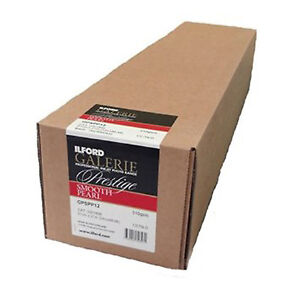 Ilford Smooth Pearl GPSP 310gsm 610mm x27mtr (24inch roll)