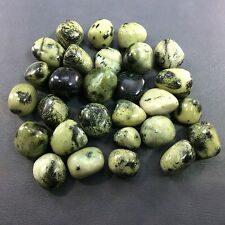 Tumbled Chytha w/ Serpentine and Jade Metaphysical Crystal Healing