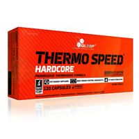 OLIMP Thermo Speed Hardcore 120 Mega Caps LIVRAISON GRATUITE DANS LE MONDE ENTIE