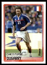 Panini Road to the World Cup 2002 - Christophe Dugarry France No. 111