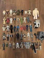 Original Star Wars Vintage Kenner Figuren, Raumschiffe, Fahrzeuge 1977-1983