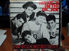 """New Kids On the Block """"I'll Be Loving You (Forever)"""" Great Oz POSTER PS 7"""""""
