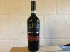 6 bouteilles Bardolino Moncelli  vin rouge d'Italie millésime 2017