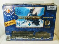 Lionel 711803 The Polar Express Ready to Play Train Set - Black