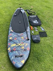 """10'6"""" UICE Paddle Board - Complete With Accessories - UK STOCK"""
