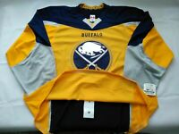 Buffalo Sabres Authentic Third Team Issued Reebok Edge 2.0 7287 Jersey Size 58+