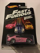 Hot Wheels Honda S2000 Pink Fast And Furious 2/8  New Card Not Mint