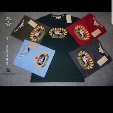 Men's Burberry London T-shirts with big Logo