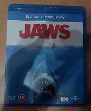 Jaws    (NEW Unsealed Blu Ray) Region B Import Full Engish Audio
