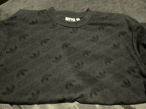 Adidas Crew Neck Sweatshirt - XL