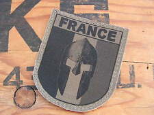 SNAKE PATCH - OPEX FRANCE SPARTAN - croisade MALI CASQUE templier COS OD BV