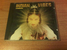 CD INDIAN VIBES MATHAR (REMIXES) VIRGIN 724383994724 FRANCE/ITALY PS 1994