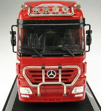 NZG - Mercedes-Benz ACTROS 1841 MP2 mit Bullenfänger - LIMITIERT 136/999 - 1:50