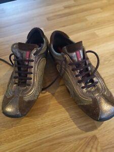 Prada Shoes Size 6 Ladies