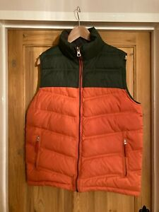 Timberland Gillet / Body-warmer, Reversible (Size L)