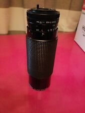 60-300mm  4.0-5.6 Tempo Plus Canon FD Macro Zoom Lens