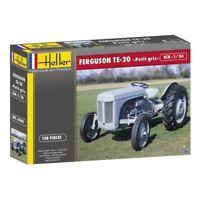 Heller 81401 1:24th scale Ferguson Le Petit Gris Grey Fergie Tractor
