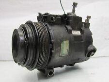 Mercedes C Class 98-00 2.8 V6 M112 C280 A/C air con pump compressor A0002340911