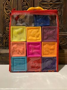 Baby Blocks Building Blocks for Toddlers Educational Baby Toys 6 Months and Up