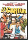 DVD ZONE 2--LE CARTON--DESAGNAT/SALOMONE/DEUTSCH/FRED & OMAR SY