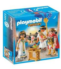 Cesar y Cleopatra Playmobil History