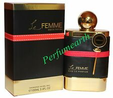 Le Femme By Armaf 3.3/3.4oz. Edp Spray For Women New In Box