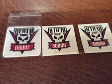 Starship Troopers Death From Above Sew-on Patch and Tattoo set