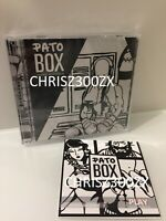 Pato Box Limited Edition Switch PS Vita 2-CD Music Soundtrack + Sticker *ONLY*