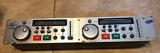 Stanton S-550 Dual CD Player Control Box Panel UNTESTED