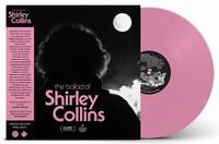 THE BALLAD OF SHIRLEY COLLINS – V/A LIMITED PINK VINYL LP (NEW/SEALED)