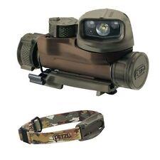 Petzl Strix IR Compact Headlamp [with Headband] - E90BHB C (Camo)
