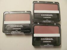 Covergirl Cheekers Blush 183 Natural Twinkle sealed Lot of 3