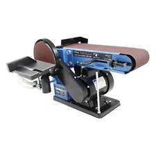 Güde Bandschleifer & Tellerschleifer GBTS 400 350W mit Schleifband für Holz